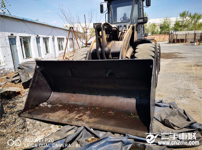 龍工機械 龍工裝載機 龍工LG853輪式