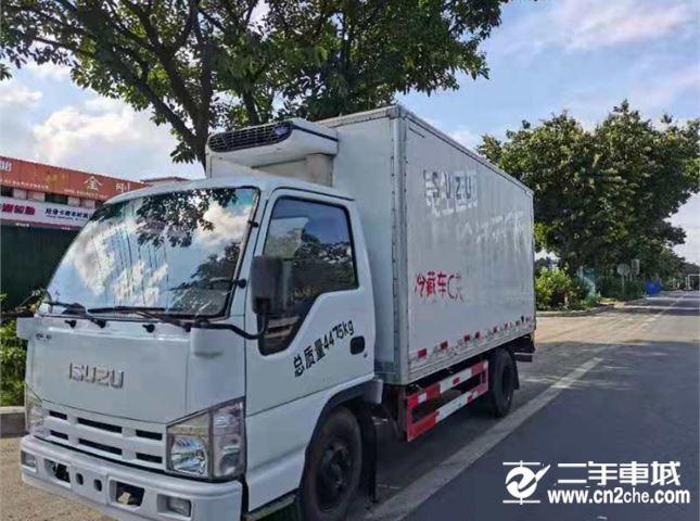 庆铃 庆铃轻卡 4.3米冷藏车