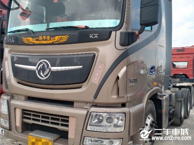 二手东风天龙旗舰KX 560牵引车