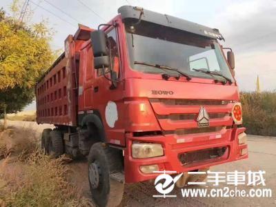 中国重汽 豪沃 371马力
