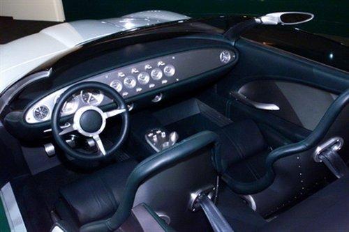 捷豹概念跑车 f type将可能走向量产 汽车之家 高清图片