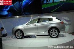 广汽将推出紧凑级SUV 2011年底上市