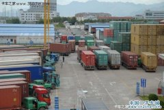 南京打造物流枢纽 部分货运车能享优惠
