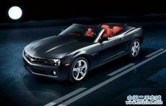 2011款Camaro敞篷版将亮相年底洛杉矶车展