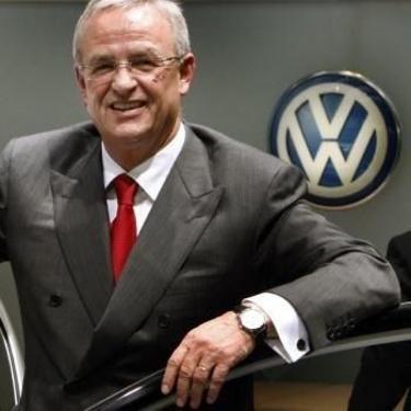 目标全球第一车企 大众CEO任期延至2016