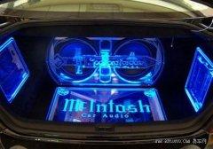 案例欣赏:日产天籁改装顶级车载影音系统